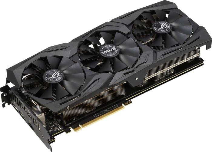ASUS ROG Strix GeForce RTX 2060, ROG-STRIX-RTX2060-6G-GAMING, 6GB GDDR6, 2x HDMI, 2x DP (90YV0CI2-M0NA00)