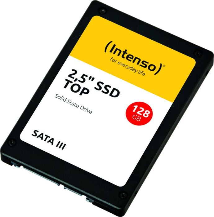 Intenso Top III SSD  128GB, SATA (3812430)
