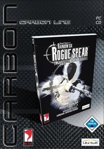 Rainbow Six - Rogue Spear Platinum Pack Edition (inkl. Urban Ops) (niemiecki) (PC)