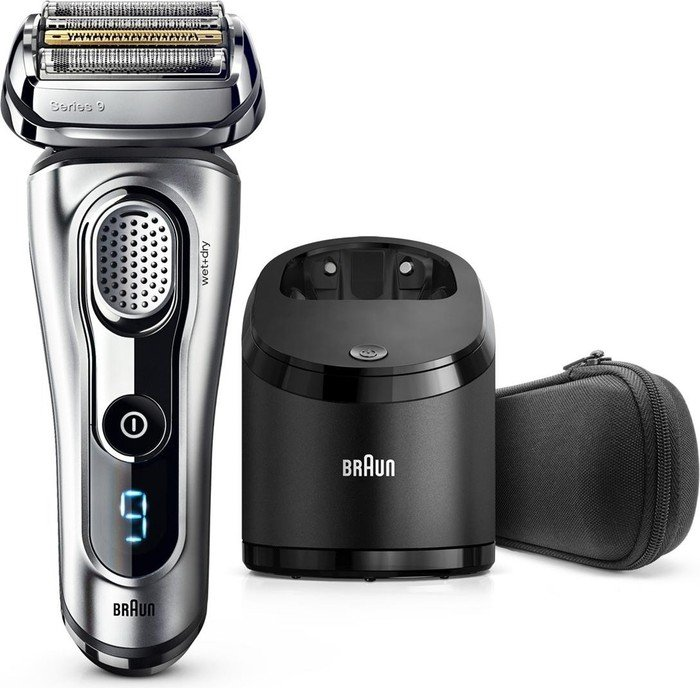 Braun Series 9-9290cc Wet&Dry men's shavers