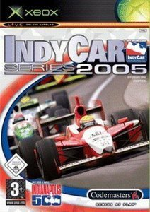 Indy Car Series 2005 (German) (Xbox)
