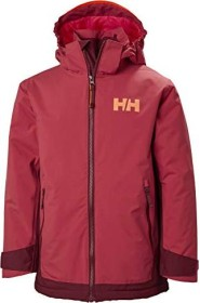 Helly Hansen Hillside Skijacke cardinal (Junior) (41650-176)