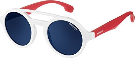 Carrera Junior Unisex-Kinder Sonnenbrille Carrerino 18 N3 Pzf, Grau (Grey Black/Grey Sf), 46