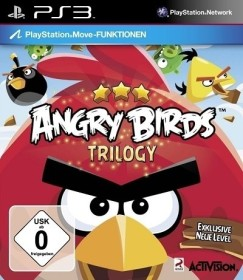 Angry Birds Trilogy (Move) (PS3)