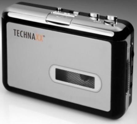 Technaxx DigiTape DT-01 Kassetten-Digitalisierer