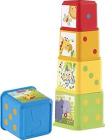 Mattel Fisher-Price Entdecker- und Stapelwürfel (CDC52)