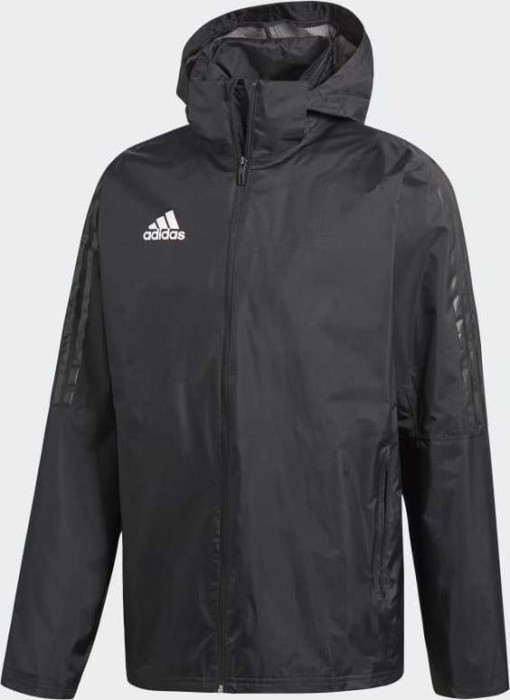 adidas Tiro 17 Storm Jacke schwarzweiß (Herren) (AY2890) ab € 32,20