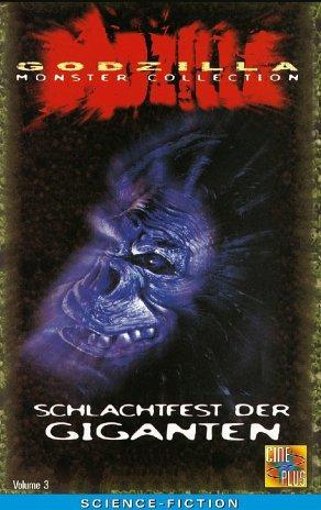 Godzilla 3 - Schlachtfest der Giganten -- via Amazon Partnerprogramm