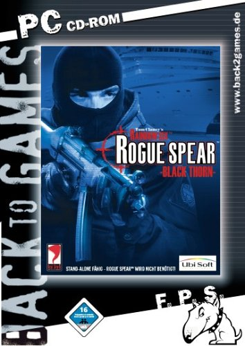 Rainbow Six: Rogue Spear - Black Thorn (Add-on) (German) (PC) -- via Amazon Partnerprogramm