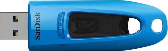 SanDisk Ultra 64GB blue, USB-A 3.0 (SDCZ48-064G-U46B)