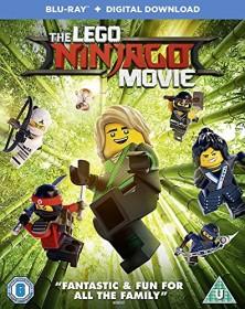 LEGO Ninjago Movie (UK) (Blu-ray)