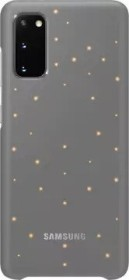 Samsung Smart LED Cover für Galaxy S20 grau (EF-KG980CJEGEU)