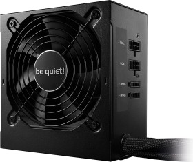 be quiet! System Power 9 CM 500W ATX 2.51 (BN301)