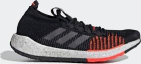 adidas Pulse Boost HD core black/grey five/solar red (Herren) (F33909)