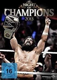Wrestling: WWE - Night Of The Champions (verschiedene Filme) (DVD)