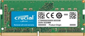 Crucial Memory for Mac SO-DIMM 32GB, DDR4-2666, CL19 (CT32G4S266M)