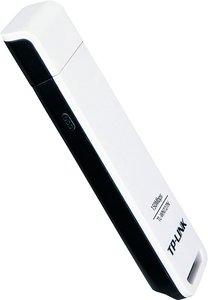 TP-Link 150Mbps Wireless N, 2.4GHz WLAN, USB-A 2.0 (TL-WN727N)