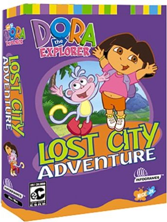 Dora the Explorer (German) (PC) -- via Amazon Partnerprogramm