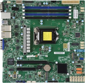 Supermicro X11SCH-LN4F retail (MBD-X11SCH-LN4F-O)