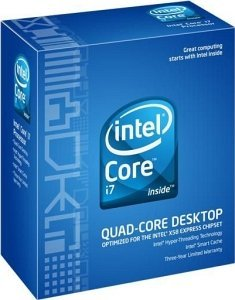 Intel Core i7-950, 4x 3.06GHz, boxed (BX80601950)