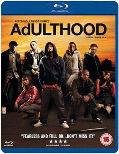 Adulthood (Blu-ray) (UK) -- via Amazon Partnerprogramm