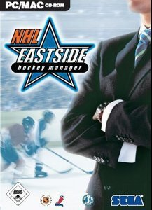 NHL Eastside Hockey Manager (niemiecki) (PC)