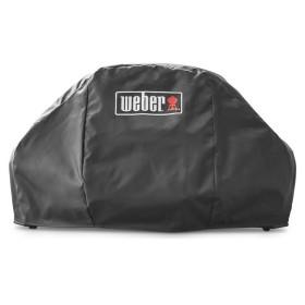 Weber Abdeckhaube Premium für Pulse 1000/2000 mit Rollwagen (7181)