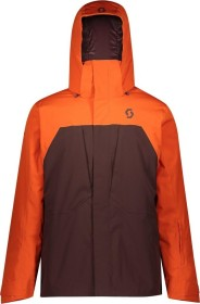 Scott Ultimate Dryo 10 Skijacke orange pumpkin/red fudge (Herren) (277700-6641)