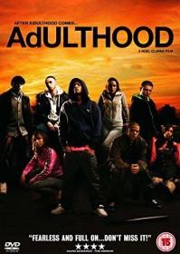 Adulthood (DVD) (UK)