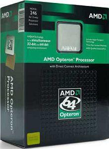 AMD Opteron 270, 2x 2.00GHz, boxed (OSA270CBBOX/OSA270CBWOF)