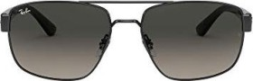 Ray-Ban RB3663 60mm gunmetal-black/grey gradient (RB3663-004/71)