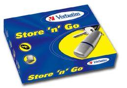 Verbatim Store 'n' Go 256MB USB 1.1 (47123)