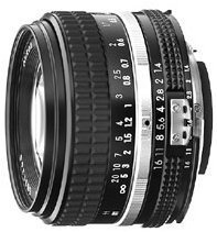 Nikon 50mm 1.4 black (JAA001AF)