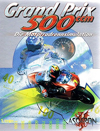 Grand Prix 500 (niemiecki) (PC) -- via Amazon Partnerprogramm