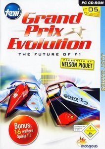 Nelson Piquet's Grand Prix Evolution (German) (PC)