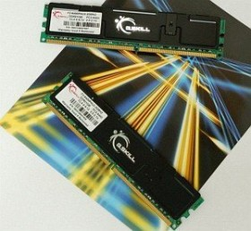 G.Skill Value DIMM Kit 2GB, DDR2-800, CL4-4-4-12 (F2-6400PHU2-2GBHZ)