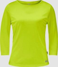 Jack Wolfskin JWP Shirt 3/4 bright lime (Damen) (1806653-4122)