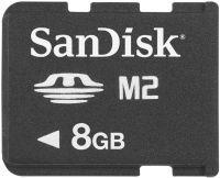 SanDisk Memory Stick [MS] Micro M2 8GB (SDMSM2-8192)