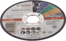 Bosch ACS60VBF multipurpose cut-off wheel 115x1mm, 1-pack (2608602384)
