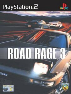 Road Rage 3 (German) (PS2)