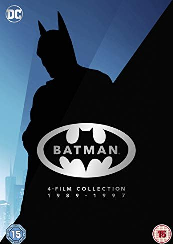 Batman - The Motion Picture Anthology 1989-1997 Box (Blu-ray) (UK) -- via Amazon Partnerprogramm
