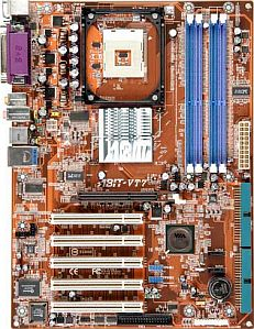 ABIT VT7, PT880 [dual PC-3200 DDR]