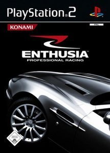 Enthusia - Professional Racing (German) (PS2)