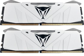 Patriot Viper RGB weiß DIMM Kit 16GB, DDR4-3200, CL16-18-18-36 (PVR416G320C6KW)