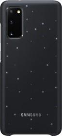 Samsung Smart LED Cover für Galaxy S20 schwarz (EF-KG980CBEGEU)