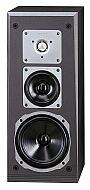 quadral Argent 31, 3-way bass reflex, 80/120W