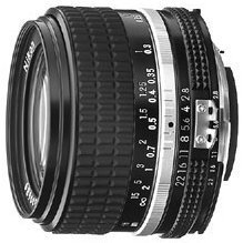 Nikon MF 28mm 2.8 schwarz (JAA112AB)