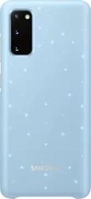 Samsung Smart LED Cover für Galaxy S20 blue coral (EF-KG980CLEGEU)