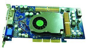 Club 3D GeForce FX5900XT, 128MB DDR, DVI, AGP (CGN-X358TVD)