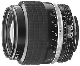 Nikon 35mm 1.4 black (JAA115AD)